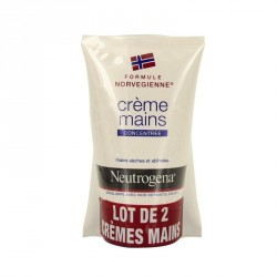 NEUTROGENA - Crème Mains Concentrée - 2x50ml
