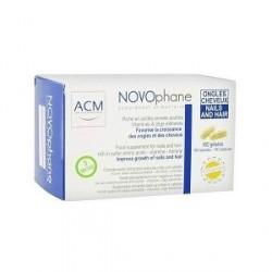 ACM - Novophane - Ongles et cheveux - 180 gélules