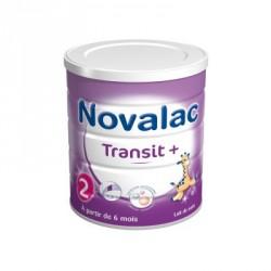 NOVALAC 2 - Transit+ - 2ème âge - 6 à 12 mois - 800G