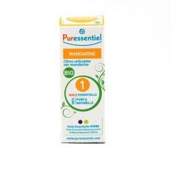 PURESSENTIEL - Huile Essentielle Mandarine Bio - 10ml