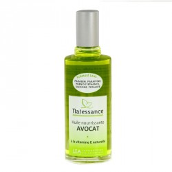 NATESSANCE - Huile Nourrissante Avocat - 50ml