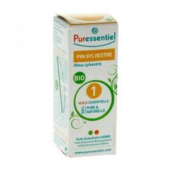 PURESSENTIEL - Huile Essentielle Pin Sylvestre Bio - 5ml