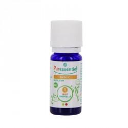PURESSENTIEL - Huile Essentielle Basilic Bio - 5ml