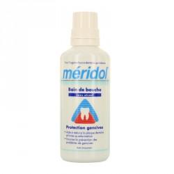 MÉRIDOL - Bain de Bouche Sans Alcool - Protection Gencives - 400ml