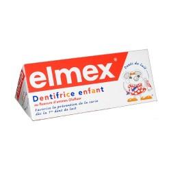 ELMEX - Dentifrice enfant - Dès la première dent de lait jusqu'à 6 ans - 50ML