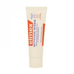 ELMEX - NETTOYAGE INTENSE - Dentifrice spécial dents lisses et naturellement blanches - 50ML