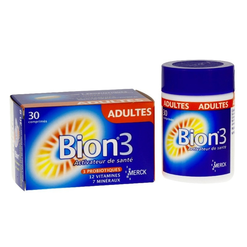 Bion 3 Defense Vitamine D Et Zinc Maintien Des Defenses Naturelles 30 Comprimes Pharmacie Roset Petit