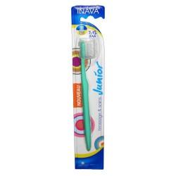 INAVA - Junior 7-12 ans - Brosse à dents enfants
