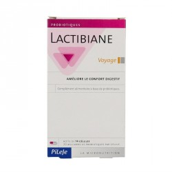 PILEJE - Lactibiane Voyage - 14 gélules