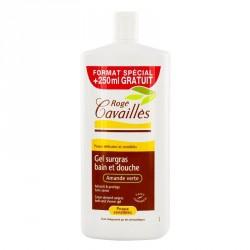 ROGÉ CAVAILLÈS - Amande Verte Gel Surgras Bain et Douche Parfumé - 1L