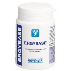NUTERGIA - Ergybase - Sels basiques - 60 gélules