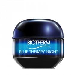 BIOTHERM - Blue Therapy - Crème nuit - Tous types de peaux - 50ml