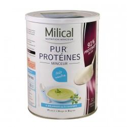 MILICAL - Pure Protéines Goût Neutre - 400g