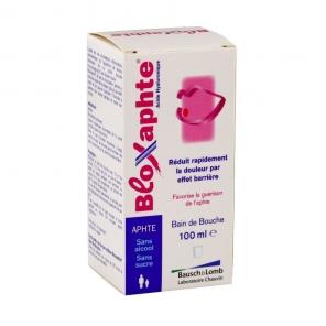 BAUSCH & LOMB - Bloxaphte - Bain de Bouche - 100ml