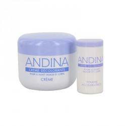 GIFRER - Andina - Crème décolorante visage et corps - 30ml