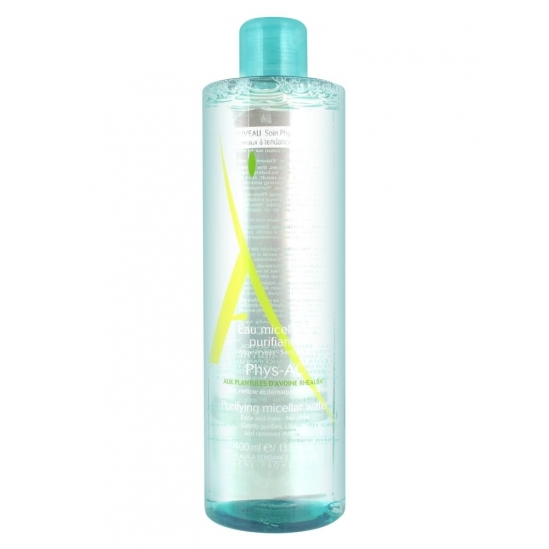 Aderma Phys-AC eau micellaire purifiante 400ml