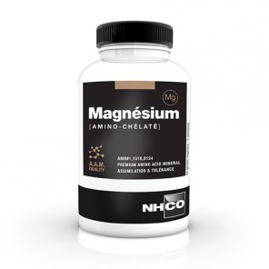 Nhco Magnesium Amino-Chélaté 84 gélules