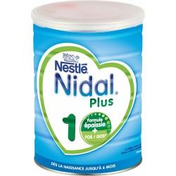 Nestlé Nidal Plus 1er Age boite de 800g