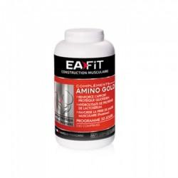 EAFIT Construction musculaire - AMINO GOLD - Apport protéique supplémentaire - 250 comprimés