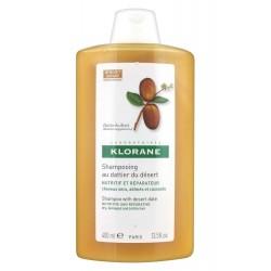 Klorane Shampooing Nutritif et Réparateur au Dattier du Désert 400 ml