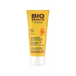 Nuxe Bio Beauté Crème Soyeuse Haute Protection SPF 50 50 ml