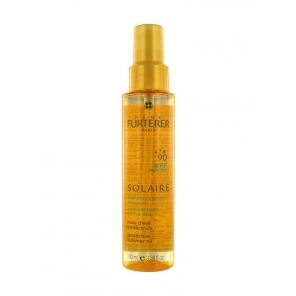 RENÉ FURTERER - Solaire - Huile d'Été Protectrice KPF90 - Cheveux exposés au soleil - 100 ml