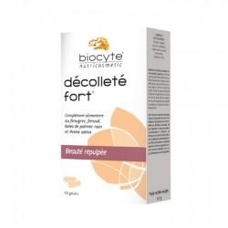 Biocyte décolleté fort 60 gélules