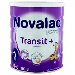 Novalac transit + lait pour nourrissons 0 à 6 mois 800g