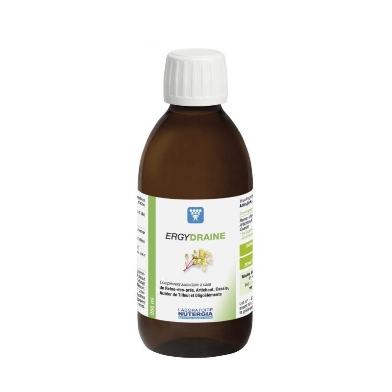 NUTERGIA - Ergydraine - Rétention d'eau et cellulite