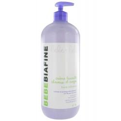 Bebebiafine crème lavante cheveux et corps 1 litre
