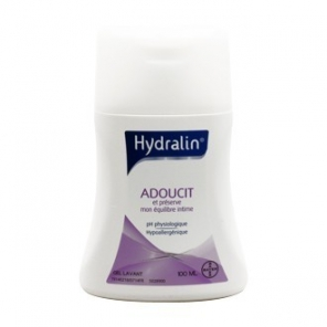 HYDRALIN - Quotidien Gel Lavant - Usage intime - 100ml