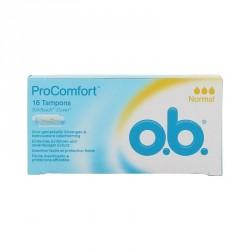 O.B. - Procomfort - Normal - 16 tampons