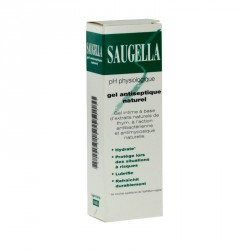 SAUGELLA - Gel intime antiseptique - 30ml