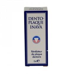 INAVA - Dento-plaque - Révélateur de plaque dentaire - 10ml