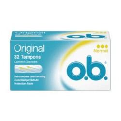 O.B. - Original - Tampons - Normal - 32 tampons