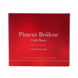 NEW NORDIC - Piment Brûleur - Brûleur naturel de calories - 60 comprimés