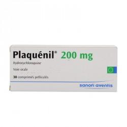 Plaquénil 200mg
