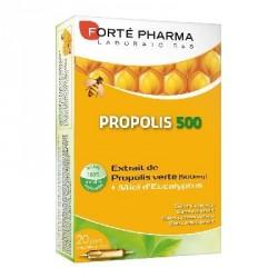 FORTÉ PHARMA - Propolis 500 - 20 Ampoules