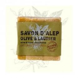 ALEPPO SOAP - Savon d'Alep - Olive&Laurier - 200g
