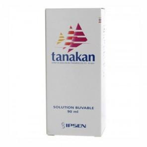 Tanakan troubles neurologiques solution buvable 90ml