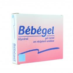 MYLAN - Bebegel Gel rectal - 6 unidoses