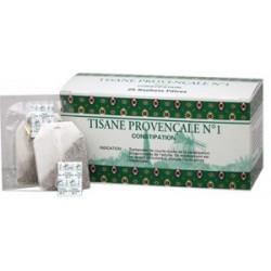 TISANE PROVENCALE N°1 - Constipation - 24 sachets