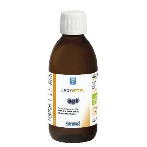 NUTERGIA - Ergyoptyl - Confort oculaire - Plantes et oligoéléments - 250ml