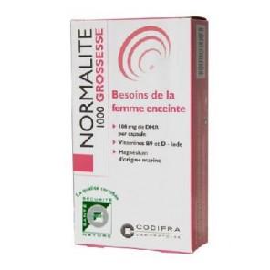 CODIFRA - Normalité 1000 Grossesse - 30 capsules