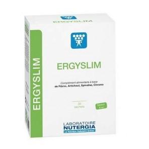 NUTERGIA - Ergyslim - Gestion du poids - 30 sachets