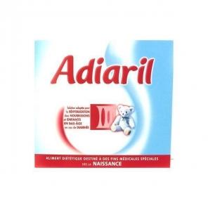 NUTRICIA - Adiaril Poudre solution buvable réhydratation - B/10sachets