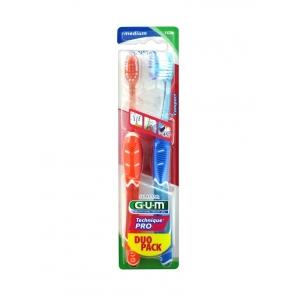 Gum brosse 1528 Techn pro medium duo