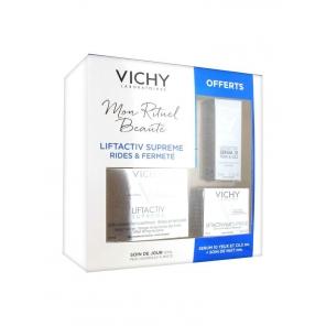 Vichy LiftActiv Supreme Coffret Rides et Fermeté Peau Normale à Mixte