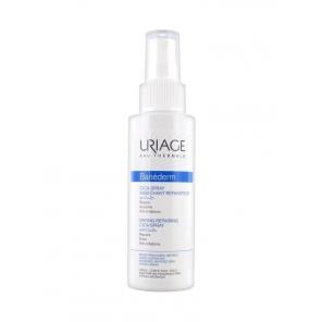 URIAGE - Bariéderm - Cica-Spray Asséchant Réparateur - Peaux fragilisées, irritées, zones suintantes - 100ml
