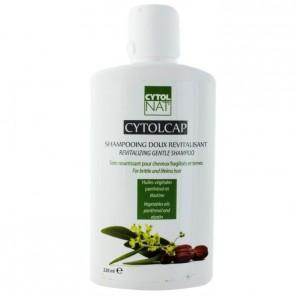 Cytolnat Cytolcap Shampooing Doux Revitalisant Cheveux Fragilises Et Ternes 220ml